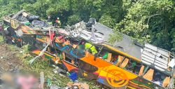 Acidente com ônibus na BR-376 em Guaratuba: veja o que se sabe e o que falta esclarecer
