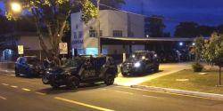 PM cumpre mandados de busca contra suspeitos de tráfico de drogas na zona sul de Londrina