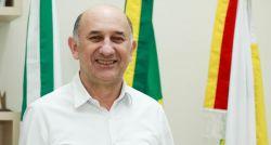Vice-prefeito de Maringá é diagnosticado com a Covid-19, diz prefeitura